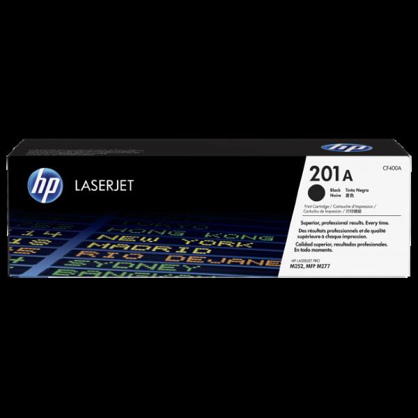 HP 201A Svart - 1500 sidor
