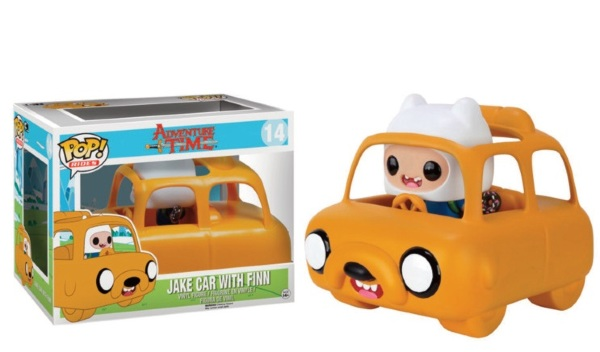 Pop Tv Adventure Time Jake Car With Finn 14 Pop