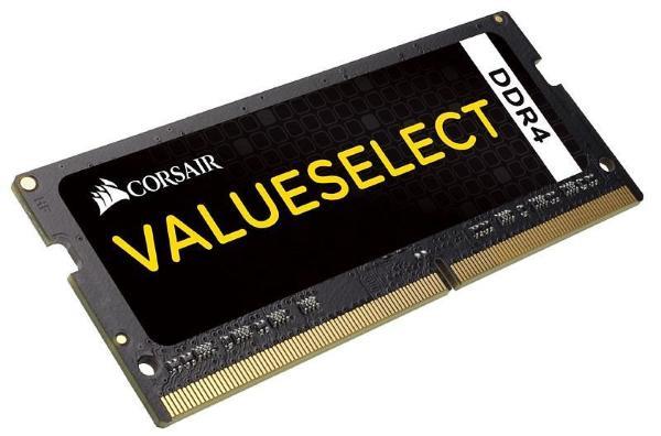 Corsair 8GB (1x8GB) / 2133MHz / DDR4 / CL15 / CMS08GX4M1A2133C15