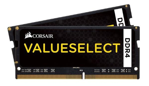 Corsair Value Select 8GB (2x4GB) / 2133Mhz / DDR4 / CL15 / CMSO8GX4M2A2133C15