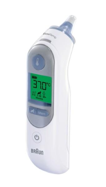 Braun Thermoscan 7 Febertermometer IRT6520