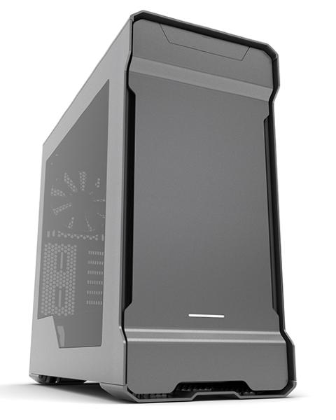 Phanteks Enthoo EVOLV Aluminum Case ATX - Anthracite Gray