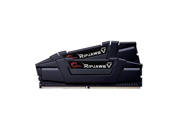 G.Skill Ripjaws V 16GB (2x8GB) / 3200MHz / DDR4 / CL16 /  F4-3200C16D-16GVKB