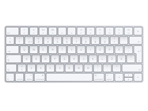 Apple Magic Keyboard (Fyndvara - Klass 1)