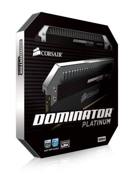 Corsair Dominator Platinum / 16GB / (2x8GB) / 2400MHz / DDR4 / CL10 / CMD16GX4M2B2400C10