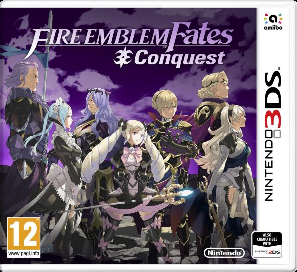 Fire Emblem: Fates Conquest