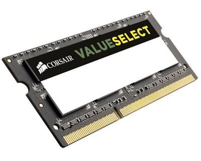 Corsair 4GB (1x4GB) 1600Mhz / So-DIMM / CL11 (CMSO4GX3M1A1600C11)