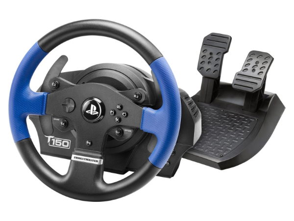 Thrustmaster T150 RS Racing Wheel (PC / PS4) (Fyndvara - Klass 1)
