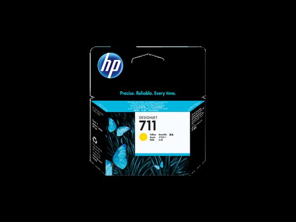 HP 711 - Gul 29ml