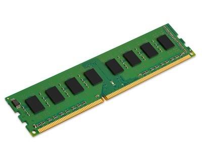 Kingston ValueRAM - Minne - 4 GB / DDR3 / 1333 MHz / CL9 (KVR13N9S8H/4)