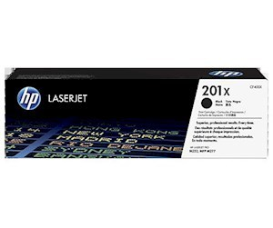 HP 201X Svart / CF400X