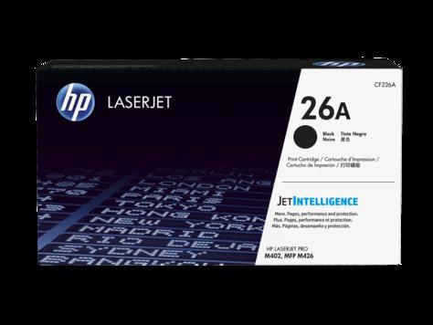 HP - 26A (CF226A) Toner Svart - 3100 sidor