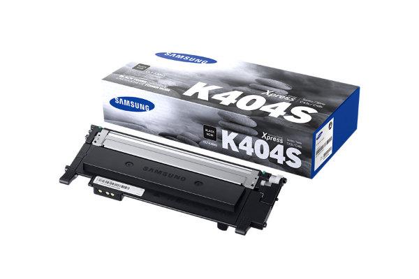 Samsung - CLT-K404S Svart - 1500 sidor