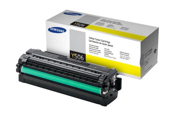 Samsung - CLT-Y506L Gul - 3500 sidor