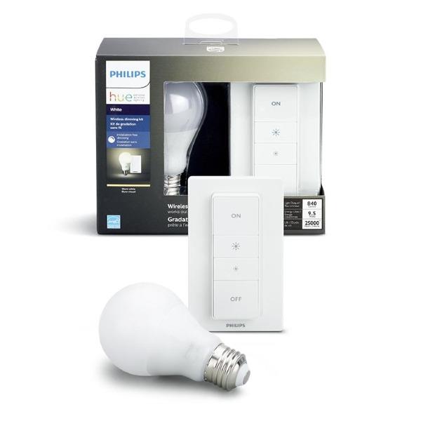 Philips Hue Dim kit / E27 / White / 1-pack + Switch