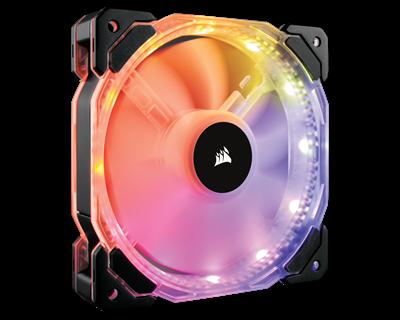 Corsair HD120 / iCUE-RGB / PWM / 120mm / 1-pack - Add-on