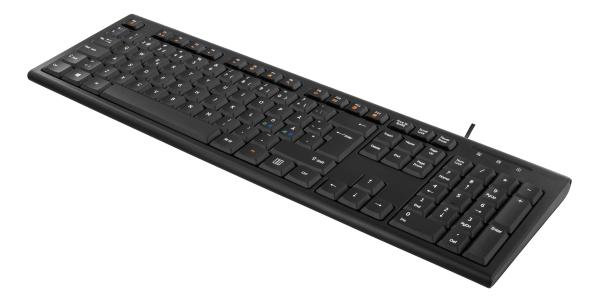 Deltaco Tangentbord USB TB-626