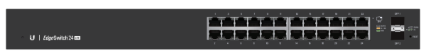 Ubiquiti EdgeSwitch Lite - 24 port / 26 Gbps / 25W