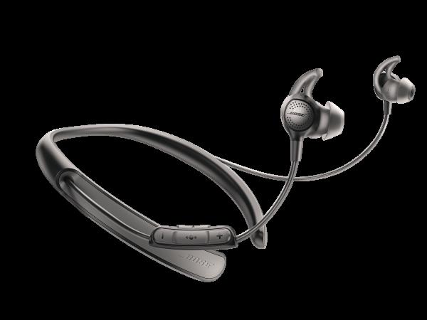 Bose QC 30 QuietControl trådlösa hörlurar - Svart