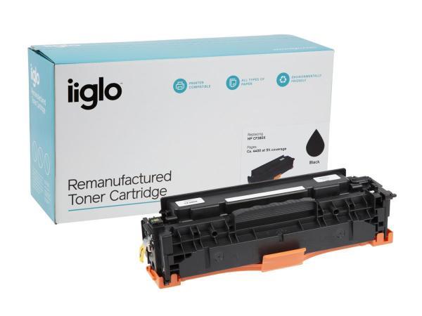 iiglo Toner 312X Black