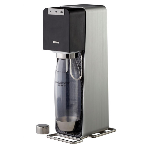 SodaStream Kolsyremaskin Power Black (inkl Gaspatron)