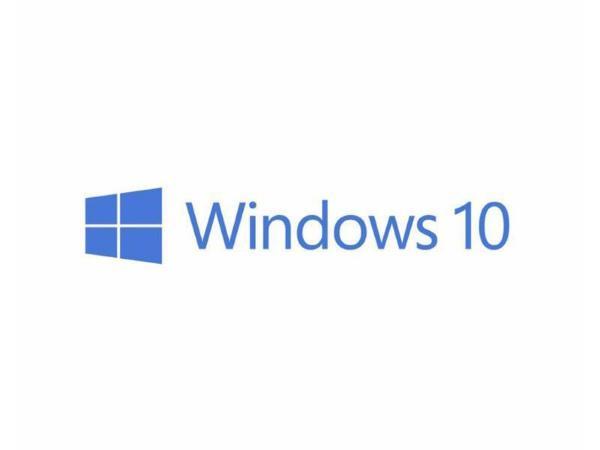 Windows 10 Home 64-bit DVD Danish OEM