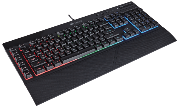 Corsair Gaming K55 RGB Gaming Keyboard (Fyndvara - Klass 1)