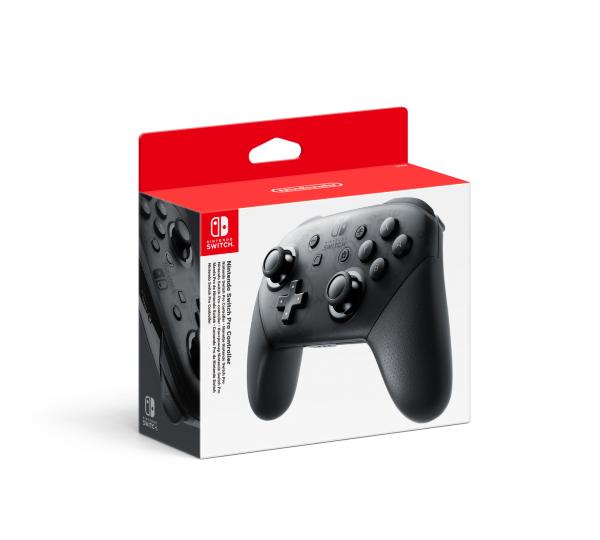 Nintendo Switch Pro Controller – Handkontroll