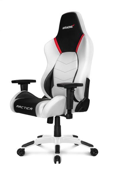 AKRacing Arctica Premium Gaming Chair  - White