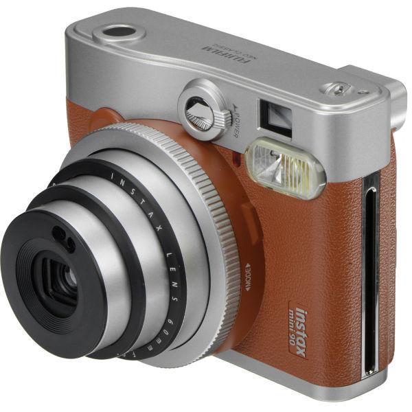 Fujifilm Instax Mini 90 brown Neo Classic (Fyndvara - Klass 1)