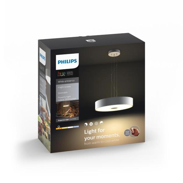 Philips Hue Fair Pendel – Vit