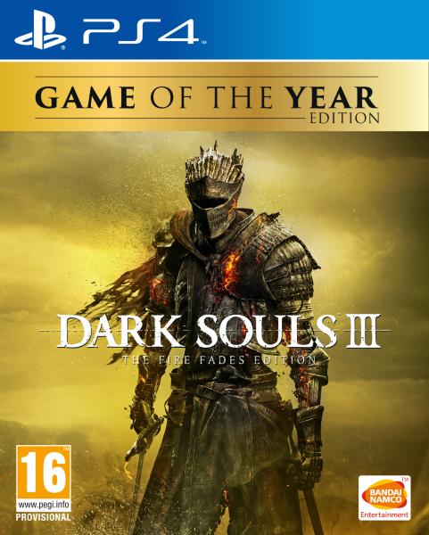 Dark Souls III (3) - The Fire Fades Edition