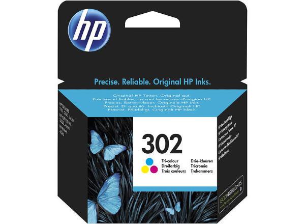 HP 302 (3-Färg)