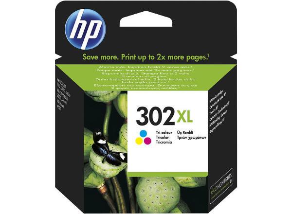 HP 302XL (3-Färg)