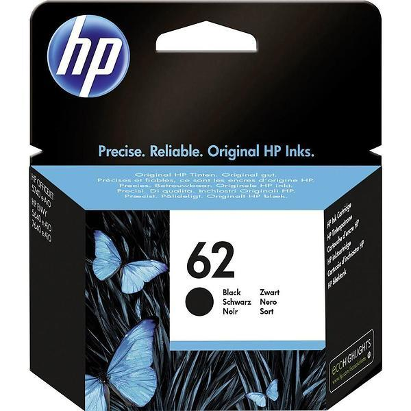 HP 62 (Svart)