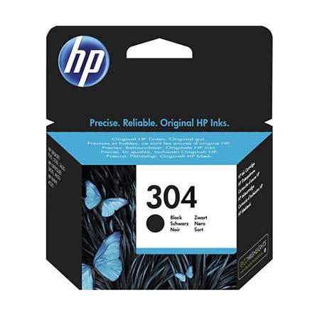 HP 304 (Svart)