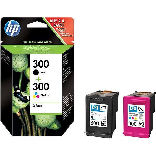 HP 300 (Svart/3-Färg)