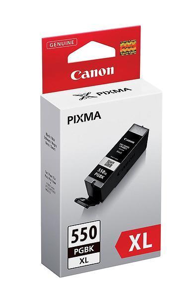 Canon PGI-550PGBK XL – Svart