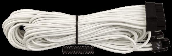 Corsair Individually Sleeved PSU ATX 24-pin / RMi RMx – Vit