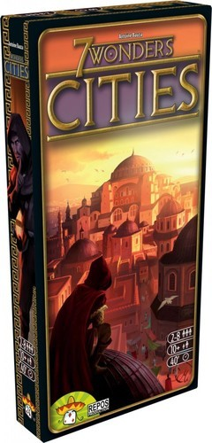 7 Wonders: Cities (Nordic)