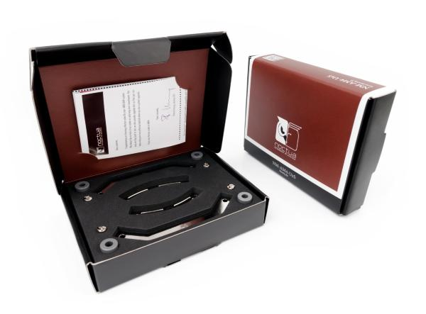 Noctua NM-AM4-UxS CPU Mounting Kit AM4 Kit for NH-U14S, NH-U12S, NH-U9S