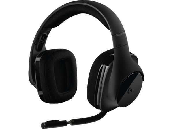 Logitech G533 Wireless Gaming Headset (Fyndvara – Klass 1)