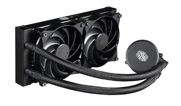 Cooler Master MasterLiquid 240 CPU Kylare