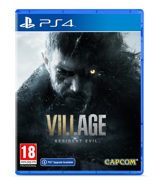 Resident Evil 8: Village (PS4)