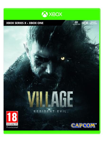 Resident Evil 8: Village (XBSX/XBO)