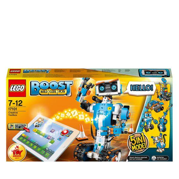 LEGO Boost Kreativ verktygslåda 17101