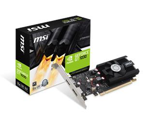 MSI GeForce GT 1030 2G LP OC (GeForce GT 1030 2G LP OC)