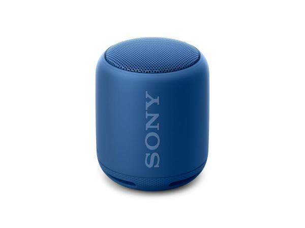 Sony SRS-XB10 Bärbar högtalare Bluetooth / NFC - blå