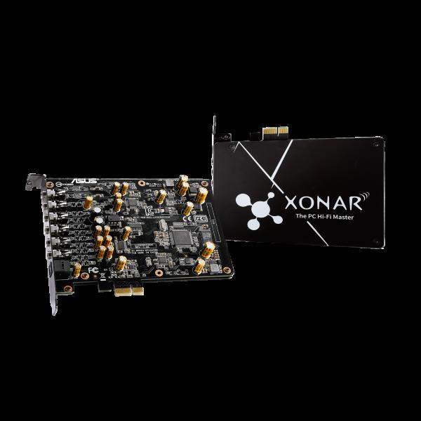 ASUS Xonar AE 7.1 Ljudkort PCIe x1