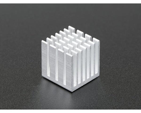 Adafruit Kylfläns Aluminium till Raspberry Pi3
